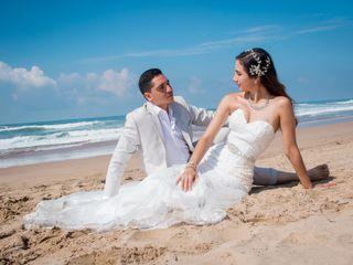 La boda de Pamela y Luis Fernando
