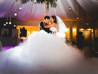 La boda de Cristian y Adriana