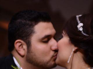 La boda de Selene y Alfredo