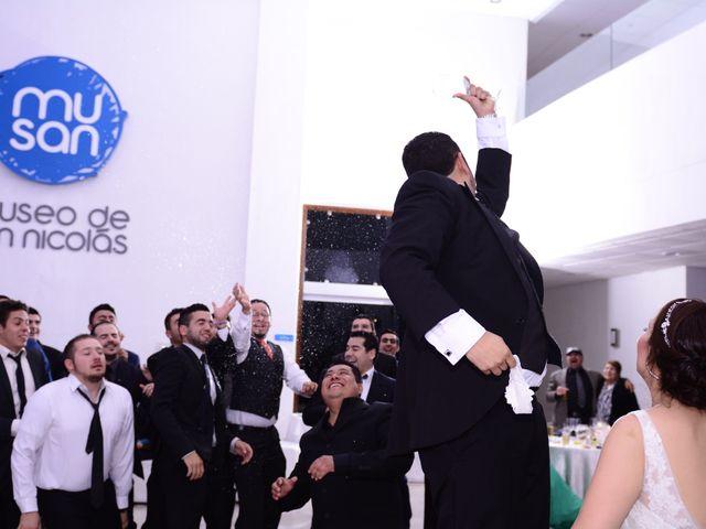 La boda de Alfredo y Selene en Monterrey, Nuevo León 5