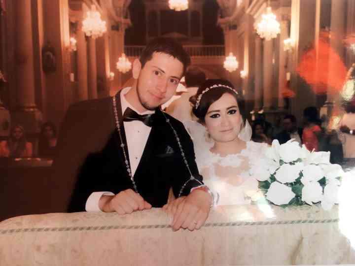 La boda de Lizvet y Isaias