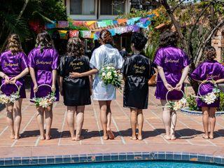 La boda de Viviana y Gustabo 1