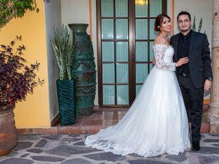 La boda de Viviana y Gustabo