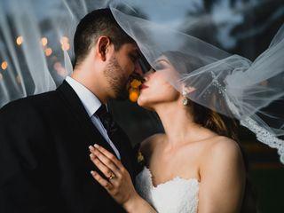 La boda de Tania y Edgar