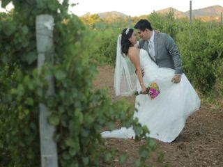 La boda de Alejandro  y Michelle