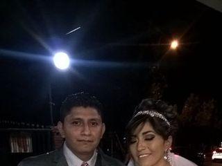 La boda de Wendy Yessica y José Luis 1