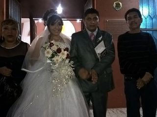 La boda de Wendy Yessica y José Luis 2