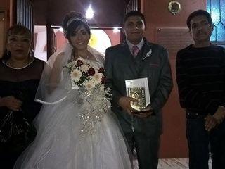 La boda de Wendy Yessica y José Luis 3