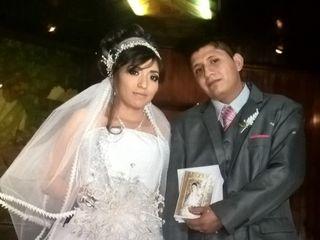 La boda de Wendy Yessica y José Luis