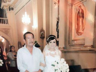 La boda de Lizvet y Isaias 2