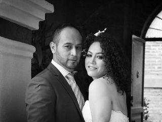 La boda de Evelyn y Agustín