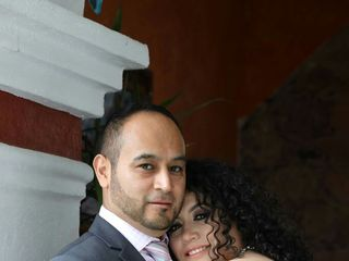 La boda de Evelyn y Agustín 2