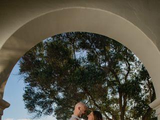 La boda de Andrea y Will 1