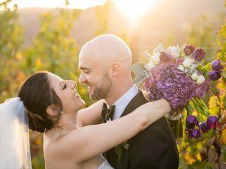 La boda de Andrea y Will