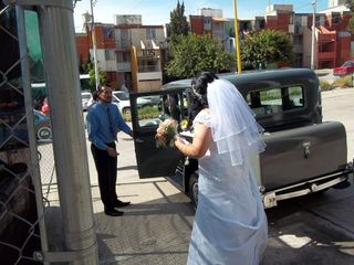 La boda de Cynthia  y Hugo  2