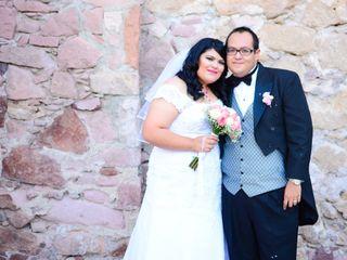 La boda de Cynthia  y Hugo