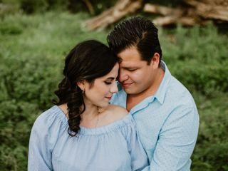 La boda de Denisse y Andrés 1