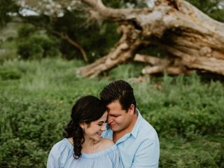 La boda de Denisse y Andrés 2