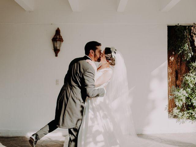 La boda de Martin y Jaqueline en Irapuato, Guanajuato 14