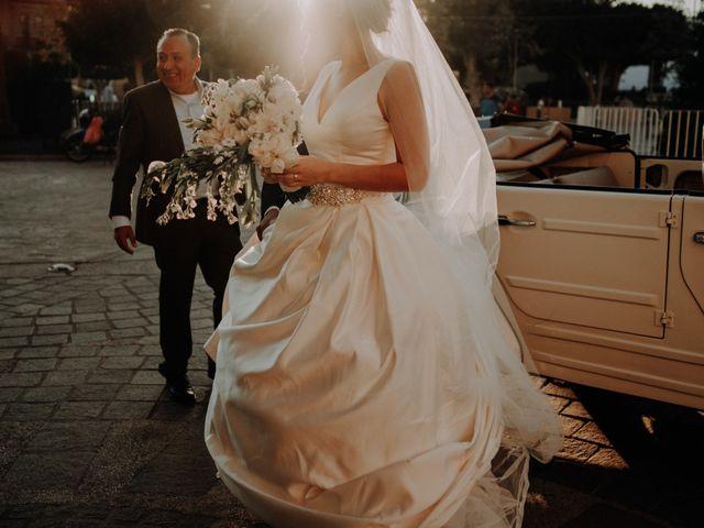 La boda de Martin y Jaqueline en Irapuato, Guanajuato 22