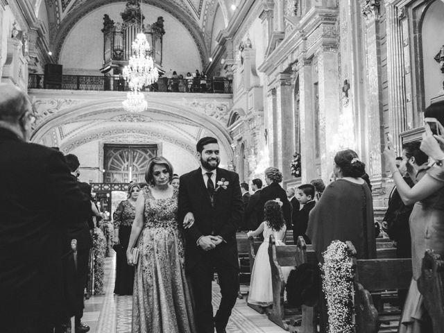 La boda de Martin y Jaqueline en Irapuato, Guanajuato 23
