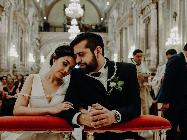 La boda de Martin y Jaqueline en Irapuato, Guanajuato 33