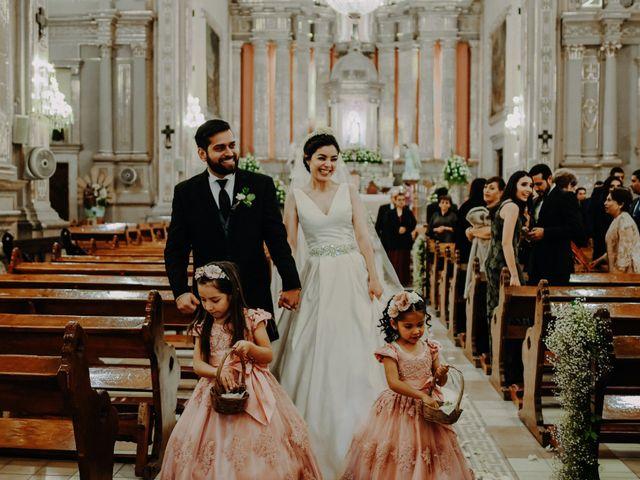 La boda de Martin y Jaqueline en Irapuato, Guanajuato 34