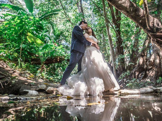 La boda de Roxana y Alfredo