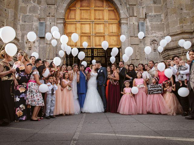 La boda de Cassandra y Jorge