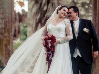La boda de Hayar y Ricardo 1