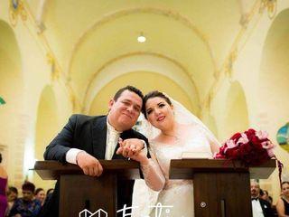 La boda de Hayar y Ricardo