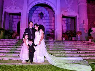 La boda de Adriana y Fran