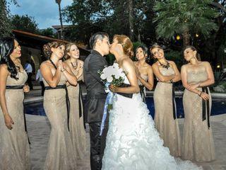 La boda de Luz Elena y Armando