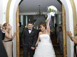 La boda de Luz Elena y Armando 3