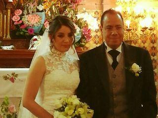 La boda de Esmeralda y Leonardo