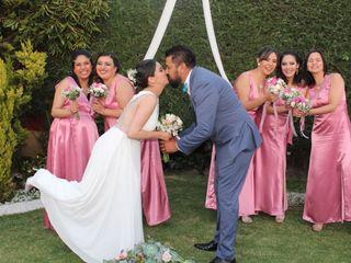 La boda de Aurora  y Gerardo