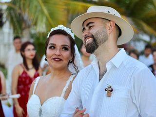 La boda de Valeria y Luis