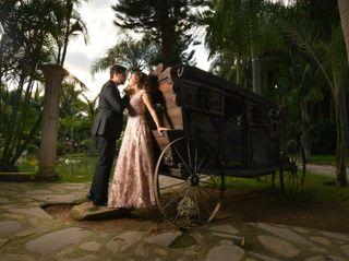 La boda de Daniela y Rafael 1