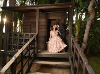 La boda de Daniela y Rafael