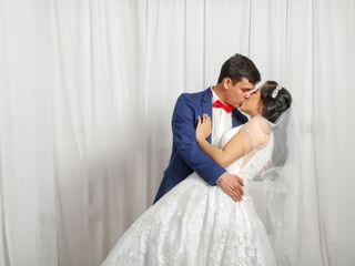 La boda de Elena y Angel