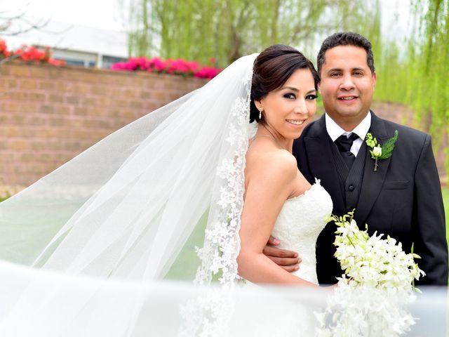La boda de Gloria y Abdon