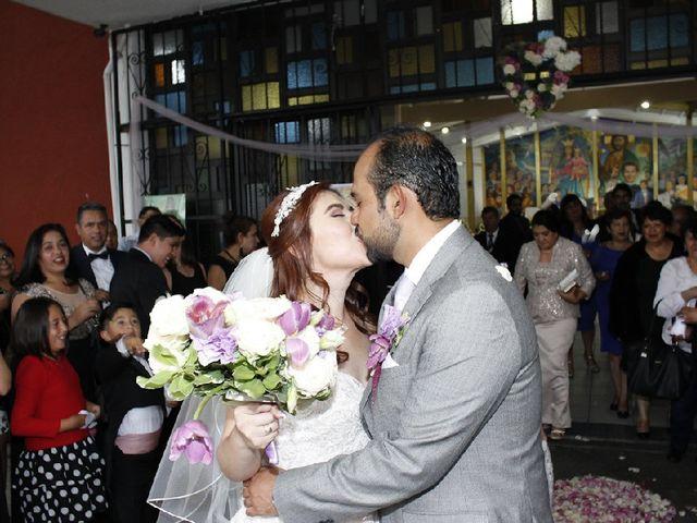 La boda de Estefanía Berenice y Edgar