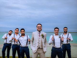 La boda de Adriana y Rodrigo 1