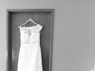 La boda de Flor y Vico 2
