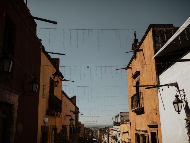 La boda de César y Edith en San Miguel de Allende, Guanajuato 4