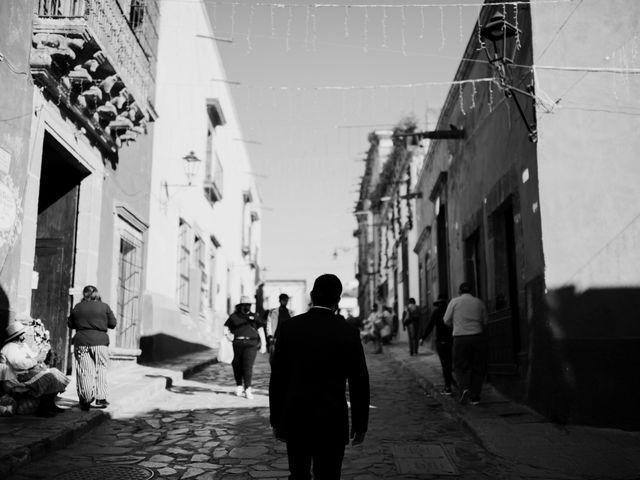 La boda de César y Edith en San Miguel de Allende, Guanajuato 44