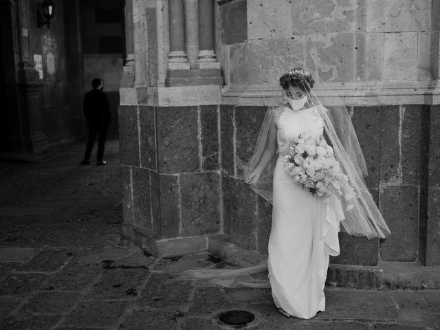 La boda de César y Edith en San Miguel de Allende, Guanajuato 50