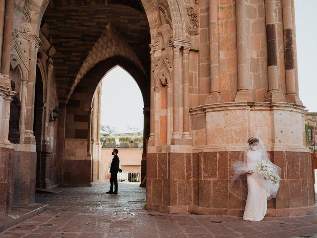 La boda de César y Edith en San Miguel de Allende, Guanajuato 52