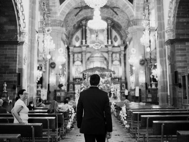 La boda de César y Edith en San Miguel de Allende, Guanajuato 56