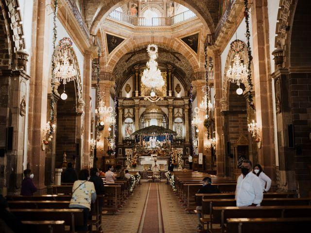 La boda de César y Edith en San Miguel de Allende, Guanajuato 57